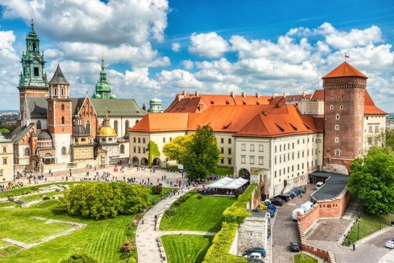 Tagesausflug nach Krakau ab Warschau