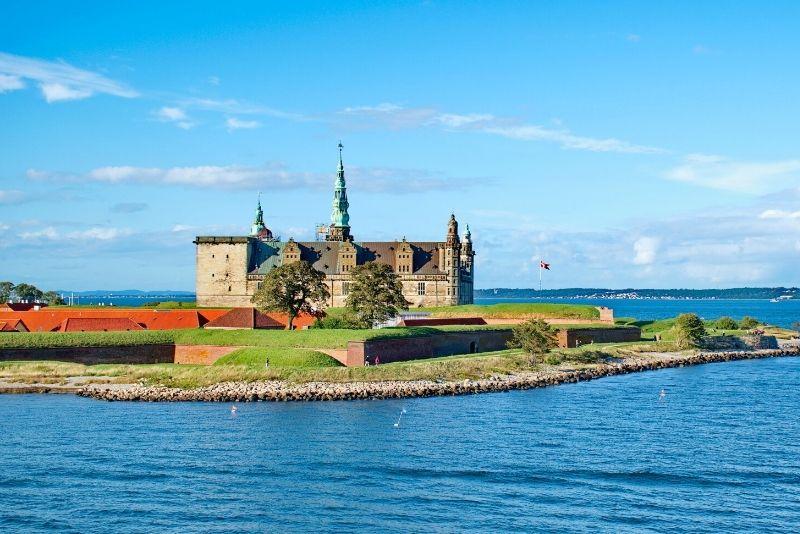 Schloss Kronborg, Dänemark