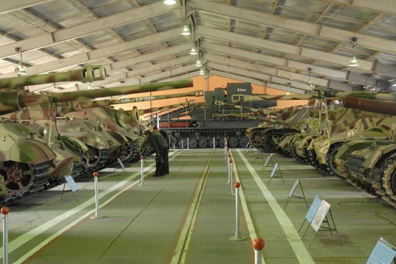 Kubinka Tank Museum, Moscow