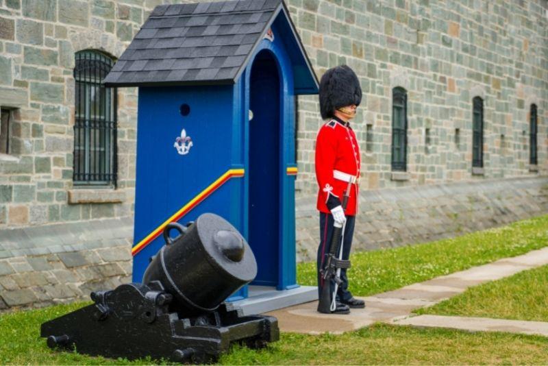La Citadelle de Québec, Quebec City
