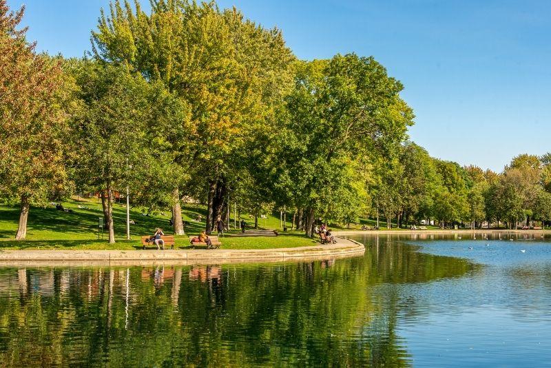 La Fontaine Park, Montreal