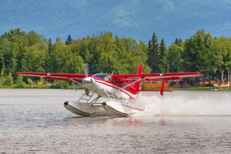 Lake Hood, Anchorage