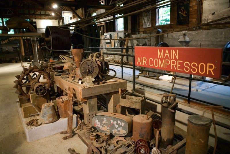 Last Chance Mining Museum, Juneau