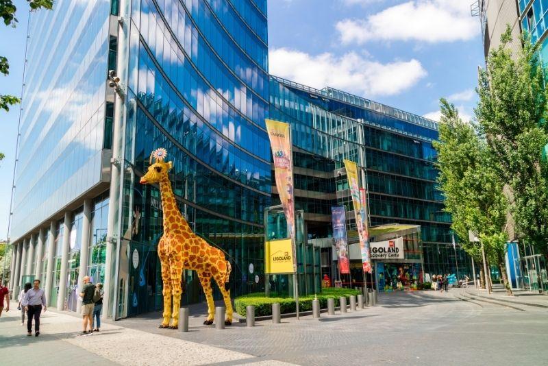 Legoland Discovery Center, Berlin