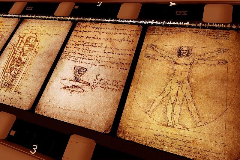 Leonardo3-Ausstellung, Mailand