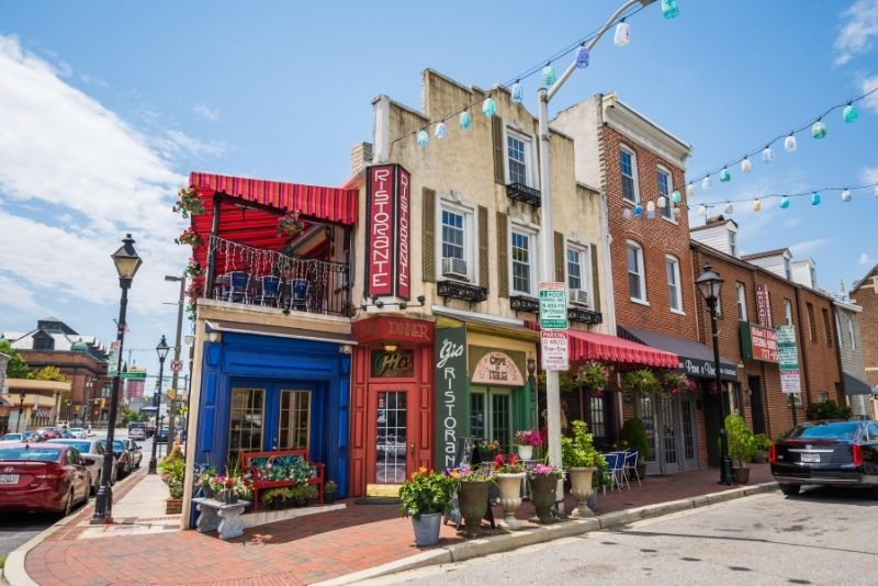 Little Italy, Baltimore