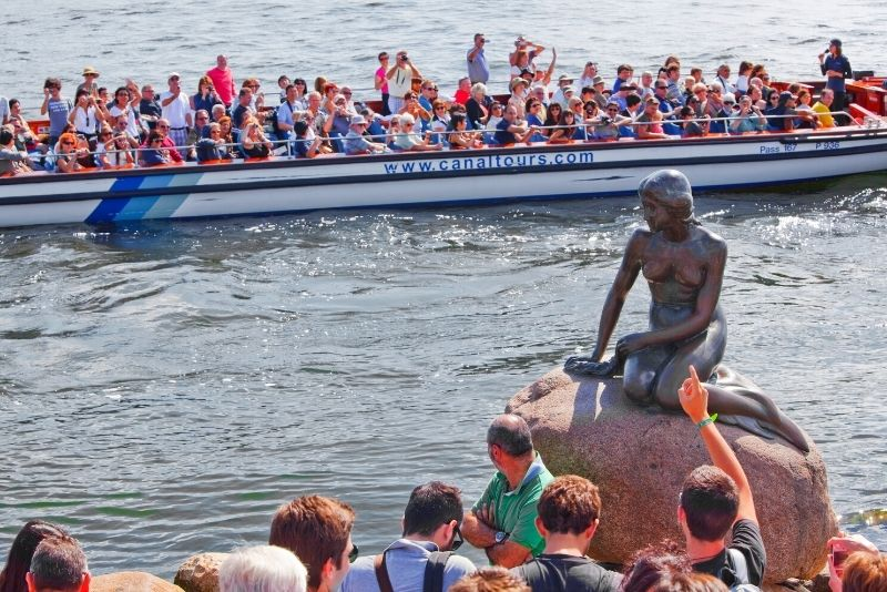 Kleine Meerjungfrau, Kopenhagen