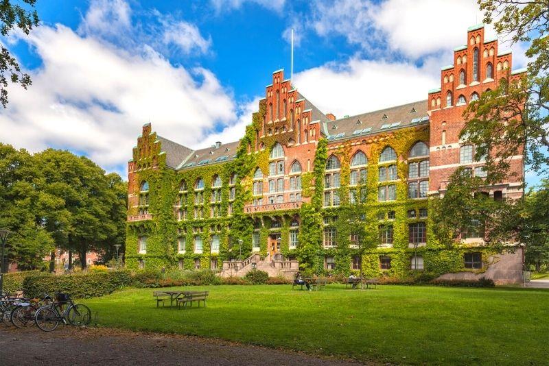 Universität Lund, Schweden
