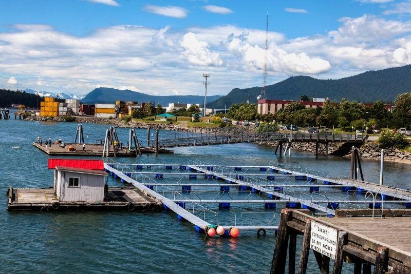 Macaulay Salmon Hatchery, Juneau
