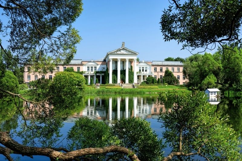Main Botanical Garden of the Russian Academy of Sciences, Moscow