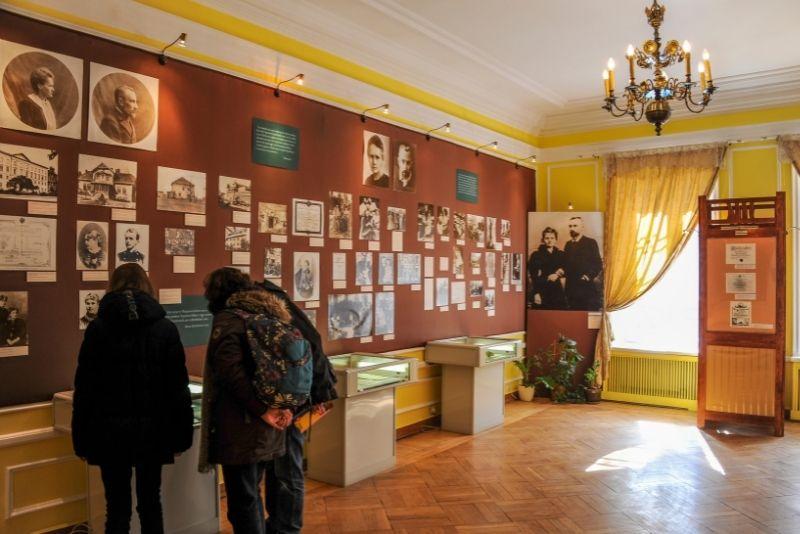 Maria Skłodowska-Curie-Museum, Warschau