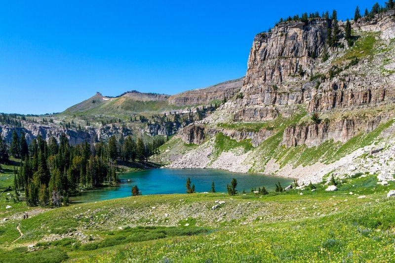Marion Lake, Jackson Hole