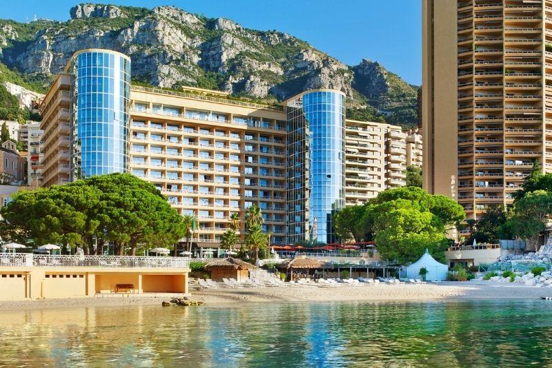 Méridien Beach Plaza, Monaco