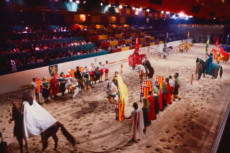 Medieval Times Dinner & Tournament, Kissimmee