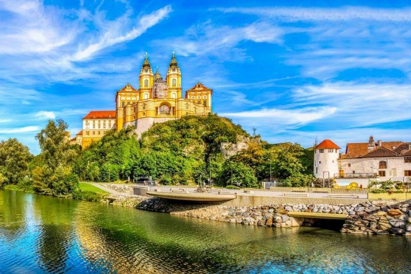 Gita di un giorno all'Abbazia di Melk e alla Valle del Danubio da Vienna