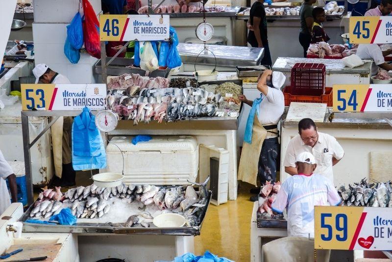 Mercado de Marisco, Panama City