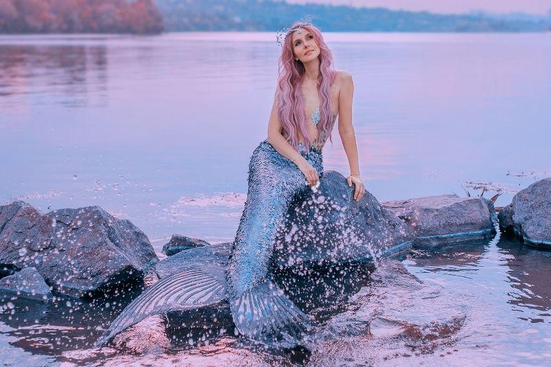 Mermaid of Hilton Head tour, Hilton Head Island