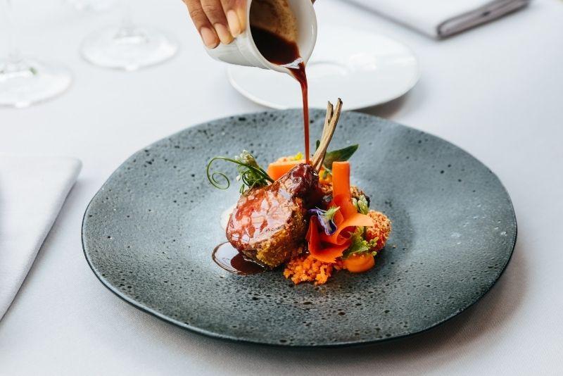 Michelin-Sterne-Restaurants in Monaco