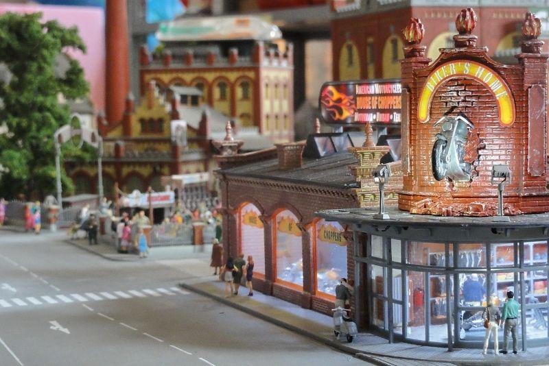 Tirolerland in miniatura, Vienna