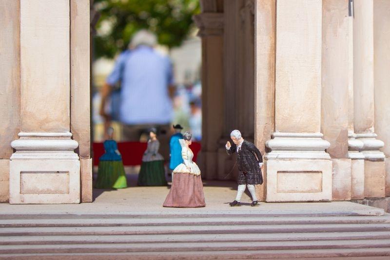 Miniaturpark Region Mazowiecki, Warschau