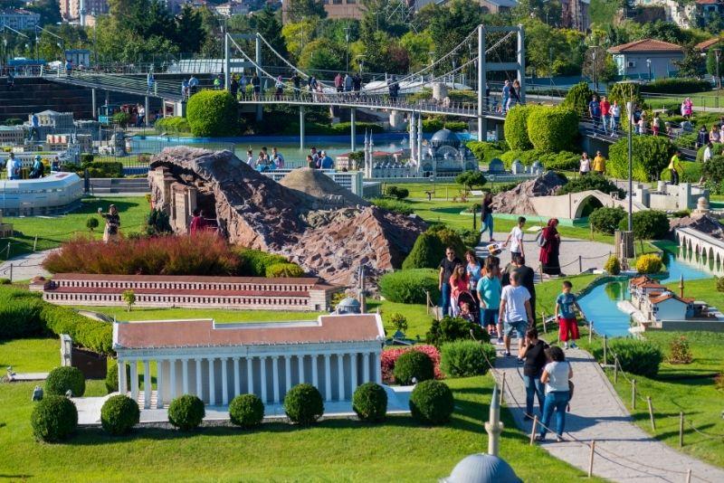 Miniaturk theme park