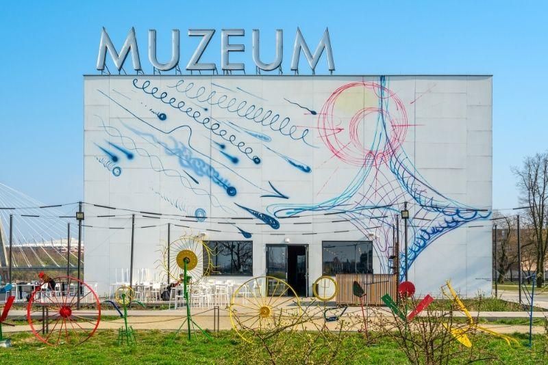 Museum für Moderne Kunst, Warschau