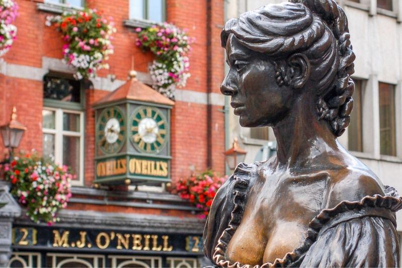 Molly Malone-Statue, Dublin