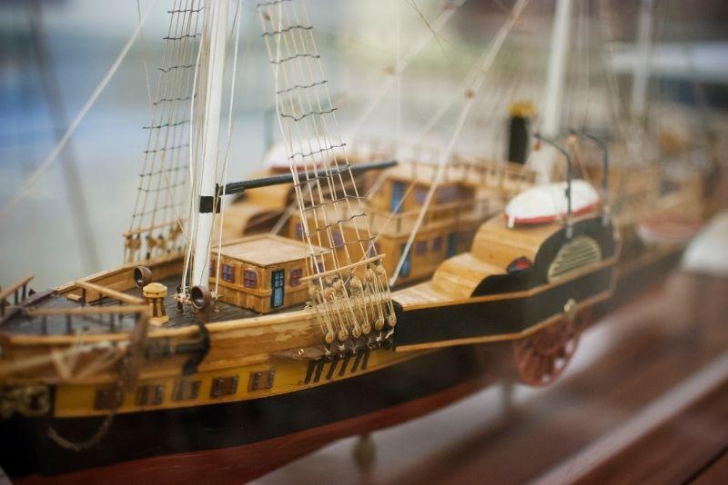Marinemuseum Monaco, Monaco