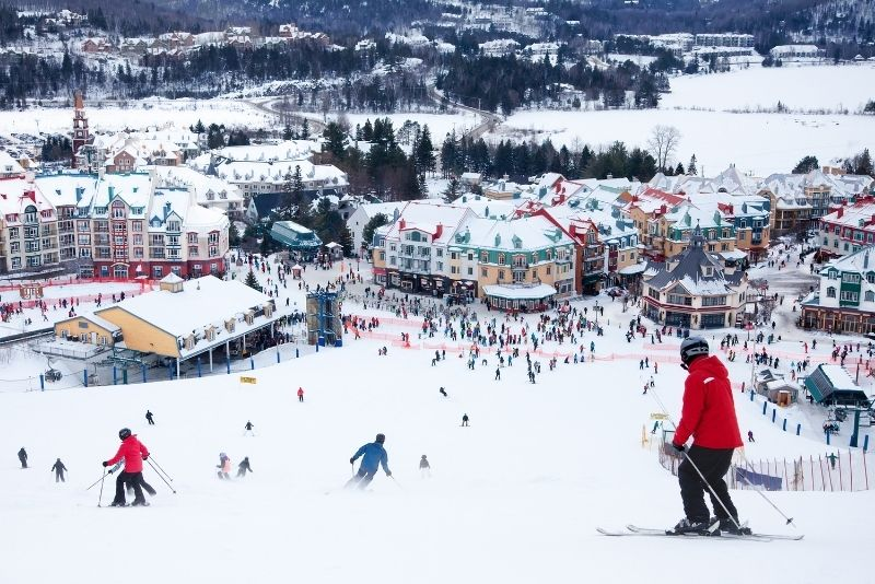 Mont-Tremblant tours from Montreal
