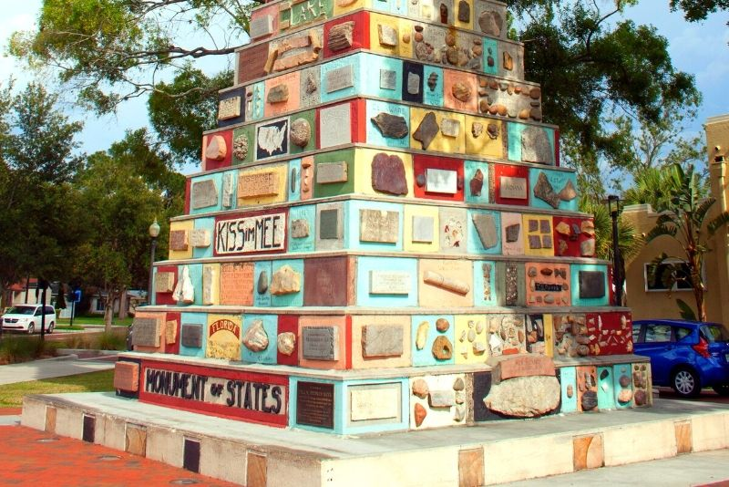 Monument Of States, Kissimmee