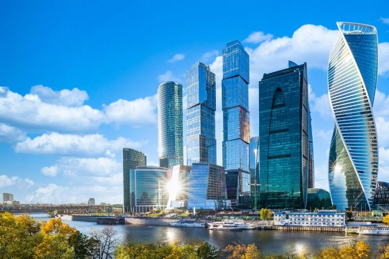 Moscow International Business Center, Moscow