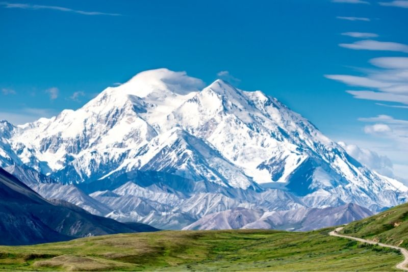 Mount Denali, Anchorage