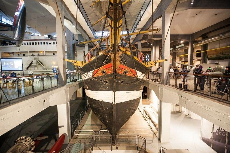 Museum für Wissenschaft und Technologie, Mailand