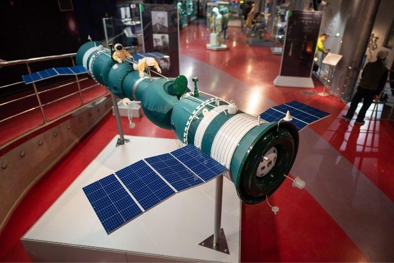 Museum of Cosmonautics, Moscow