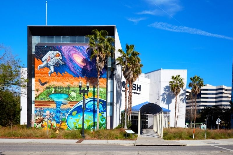 Museum of Science & History, Jacksonville