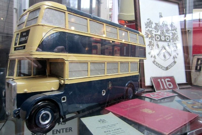 Museum of Transport, Manchester