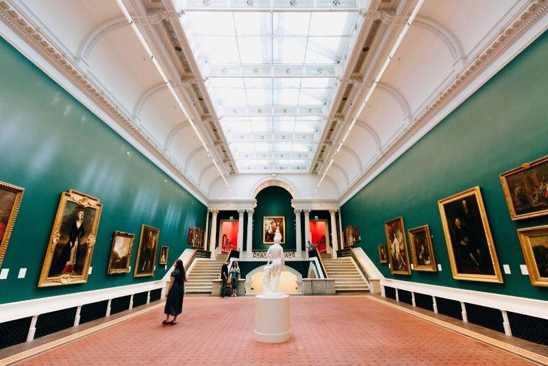 Nationalgalerie von Irland, Dublin