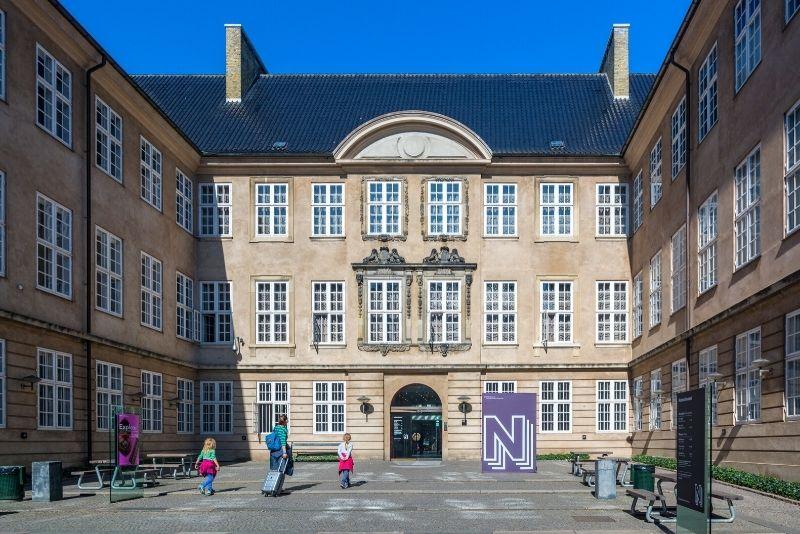 Dänisches Nationalmuseum, Kopenhagen