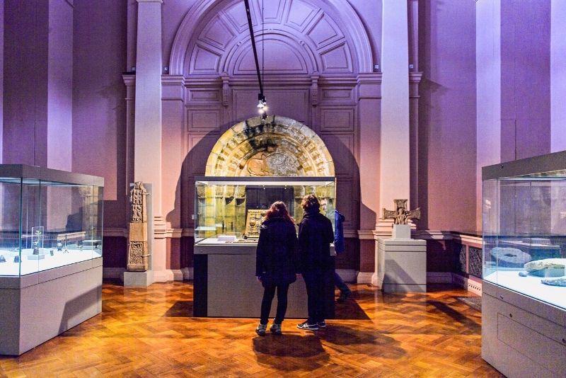 Nationalmuseum von Irland, Dublin