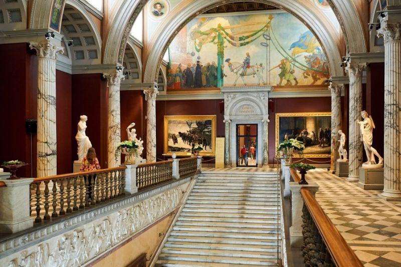 Museo Nazionale, Stoccolma