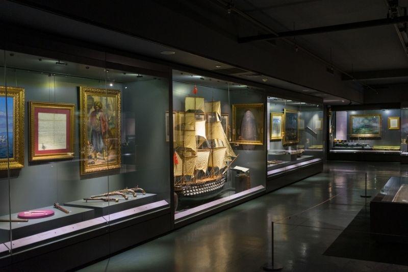 Naval Museum, Istanbul