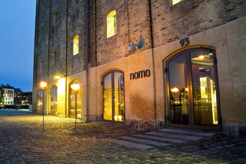 Noma Restaurant, Kopenhagen