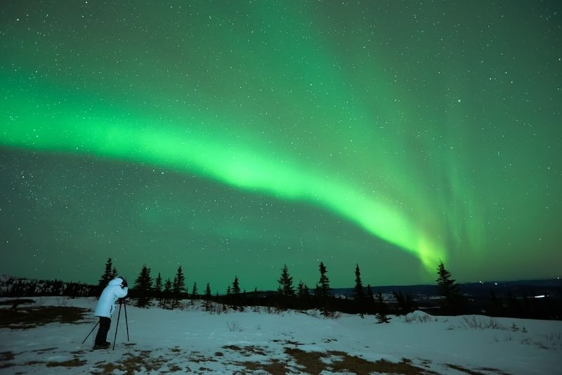 Northern Lights tours in Anchorage