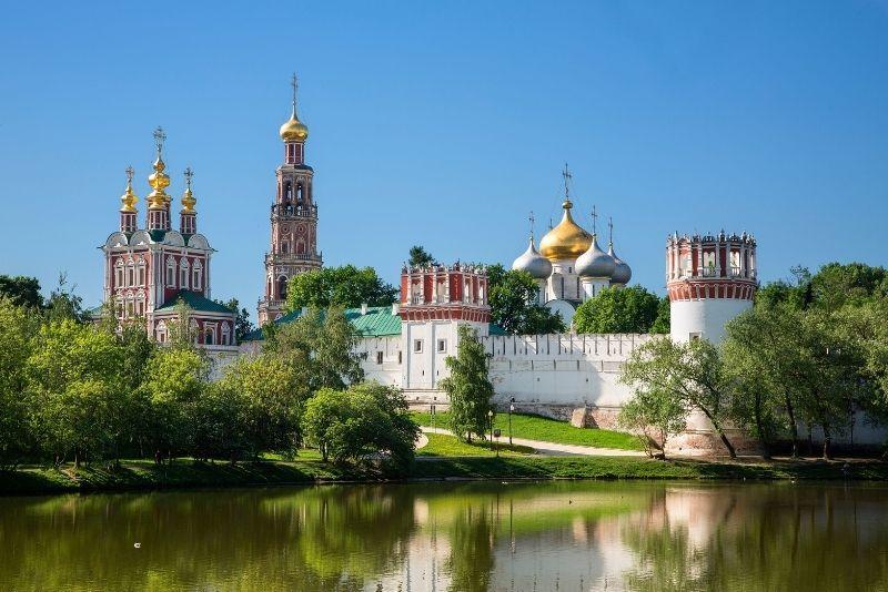 Novodevichy Monastery, Moscow