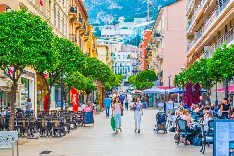 Altstadt, Monaco