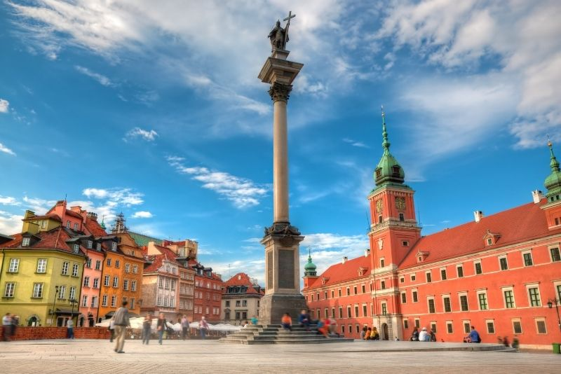 Altstadt, Warschau