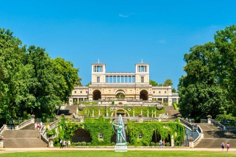 Orangerieschloss im Park Sanssouci, Potsdam
