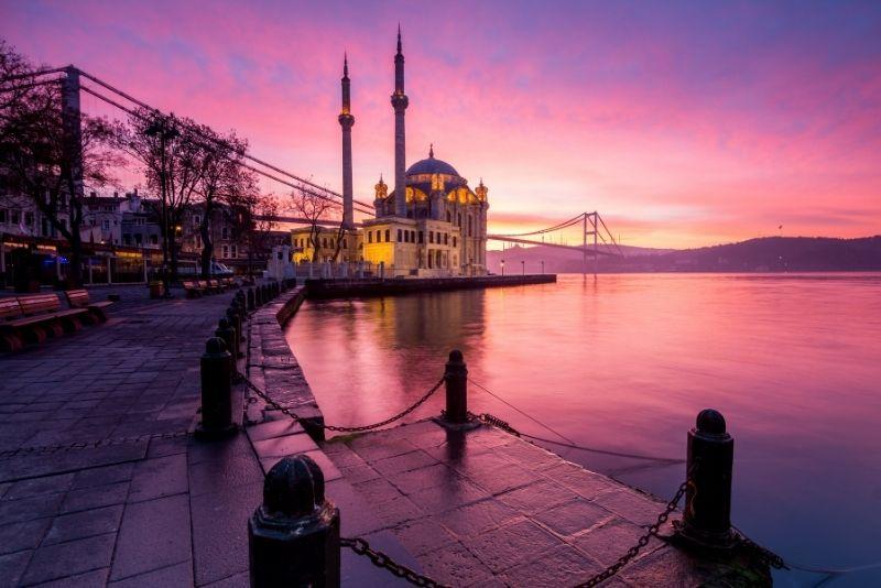 Ortaköy Mosque, Istanbul