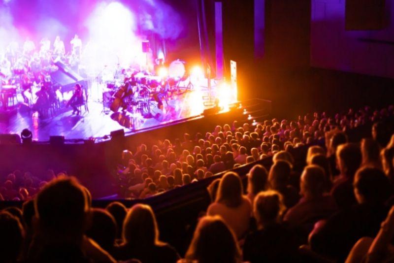 Ovens Auditorium, Charlotte