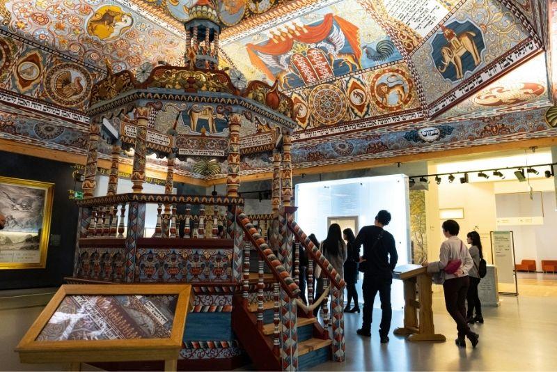 POLIN Museum der Geschichte der polnischen Juden, Warschau